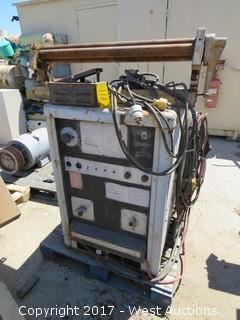 P&H AC-DC Arc Welder