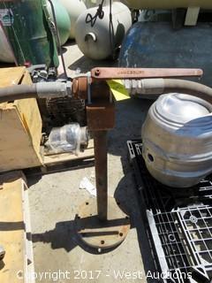 High Pressure Hydraulic Test Valve