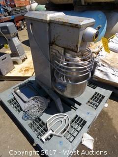 Univex Heavy Duty Kitchen Mixer