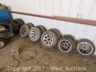 (20) Used Tires