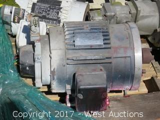 Marathon Electric 3 HP Motor