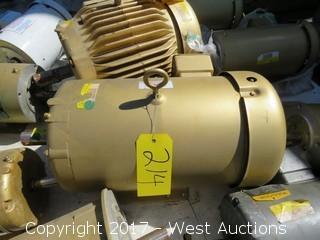Baldor 10 HP 3 Phase Motor