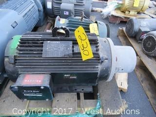 Yaskawa 10 HP 3 Phase Motor