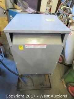 Sorgel Square D 3 Phase General Purpose Transformer