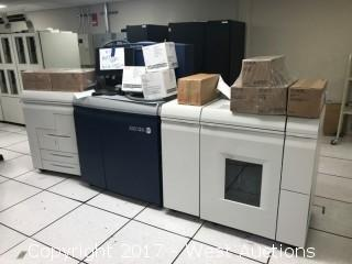 Xerox Nuvera 100 MX Production System