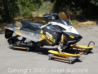 2011 Ski-Doo MXZ TNT 600 Snowmobile