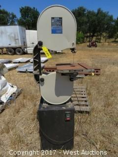 "National 14"" Wood Cutting Band Saw"