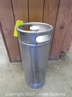 Keg 5.16 Gal. (Empty)