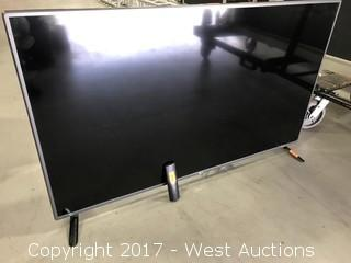 "LG 55"" TV (broken screen)"