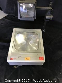 3M 9100 Overhead Projector