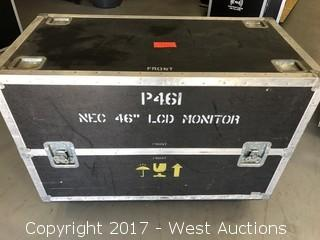 """46"""" LCD Trunk"""