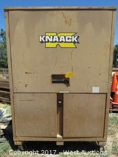 Knack Job Box Model 119 on Casters