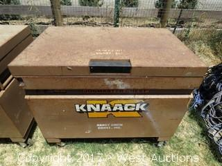 Knack 4830 Jobmaster Chest on Casters