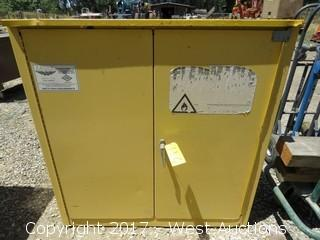 Flame Cabinet