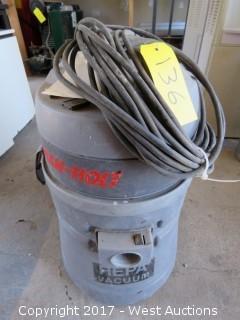 Pullman-Holt Wet/Dry HEPA Vacuum