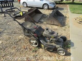 Craftsman Walk Behind Gas Lawn Mower
