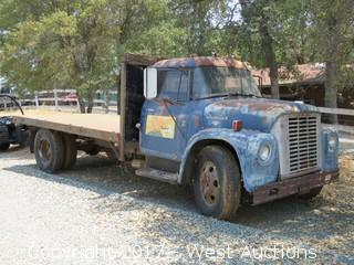 1969 International Dump Bed Truck (not running)