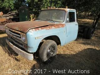 1969 International Harvester 1500 1 1/4 Ton Truck