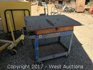 Rubbermaid Commercial Cart/Desk