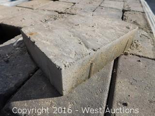 1 Pallet - 60 mm Pavers - Century Stone - Rectangle - Diablo Canyon Blend