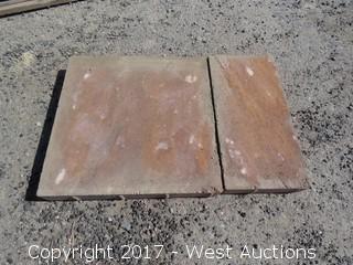 1 Pallet - 50 mm Paver - MetroStone Meza/Plaza - Desert Mojave