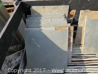 "(1) Crate of China Imperial Blend 12"" x 12"" Ungauged"