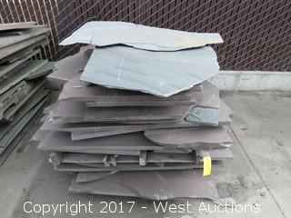 (2) Pallets of Assorted Remnants