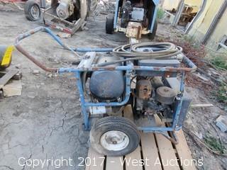 RGC HV165/8 Pressure Washer