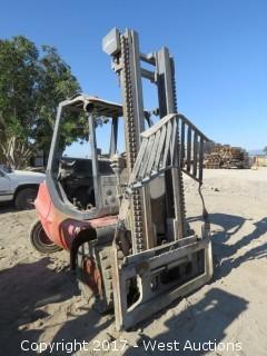 Linde Forklift (For Parts)