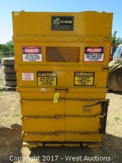 GPI Baler Compactor (Missing Drive Motors)
