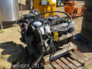 International 8-Cylinder Diesel Truck Engine 7.3 Liter