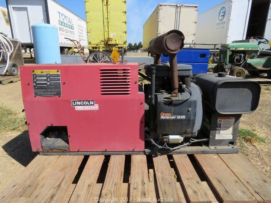 West Auctions - Auction: Tractor, Trucks, Dry Vans and Equipment