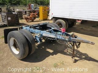 1998 Eight Point Trailer 5th Wheel Trailer Dolly