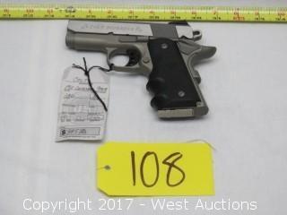 Colt's Manufacturing Defender Pistol
