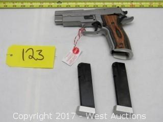 Sig Sauer 226X5 Short SMT Pistol