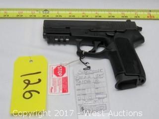 Sig Sauer Sig Sauer SP2022-9-B- -CA Pistol