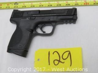 Smith & Wesson M P 45C Pistol