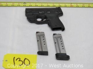 Smith & Wesson Shield Pistol