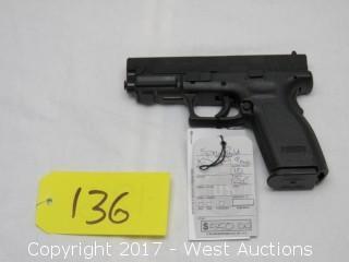 Springfield XD 9MM Pistol