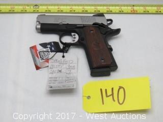 Springfield Armory EMP Pistol