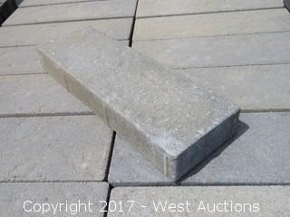 1 Pallet - 50 mm Paver - Plank Paver - Tahoe Blend