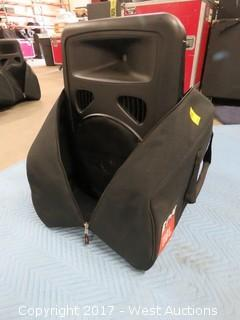 JBL Eon15 G2 Speaker with Travel Case