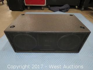 """18"""" Industrial Stage Speaker"""