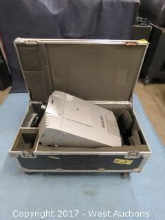 Sanyo PLC-XF10NZ Multimedia Projector with Road Case