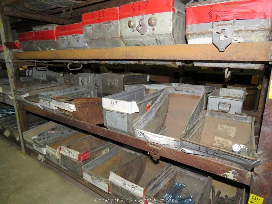 Auction #1: Complete Sellout of Hardware and Supplies Retailer