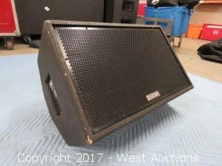 (1) Radian RPX-112P Speaker