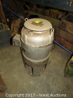 Fairbanks-Morse 5HP QZU Induction Motor