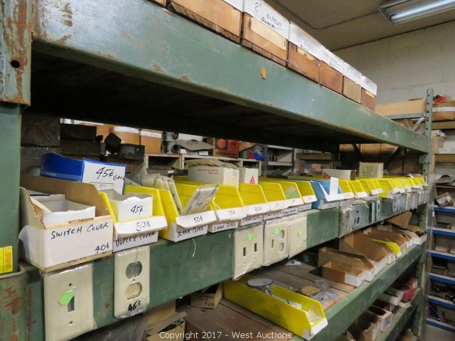 Auction #3: Complete Sellout of Hardware and Supplies Retailer