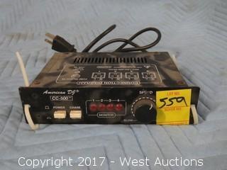 American DJ CC-500 Unit