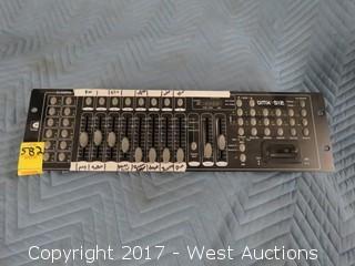 Irradiant DMX-512 Controller Unit